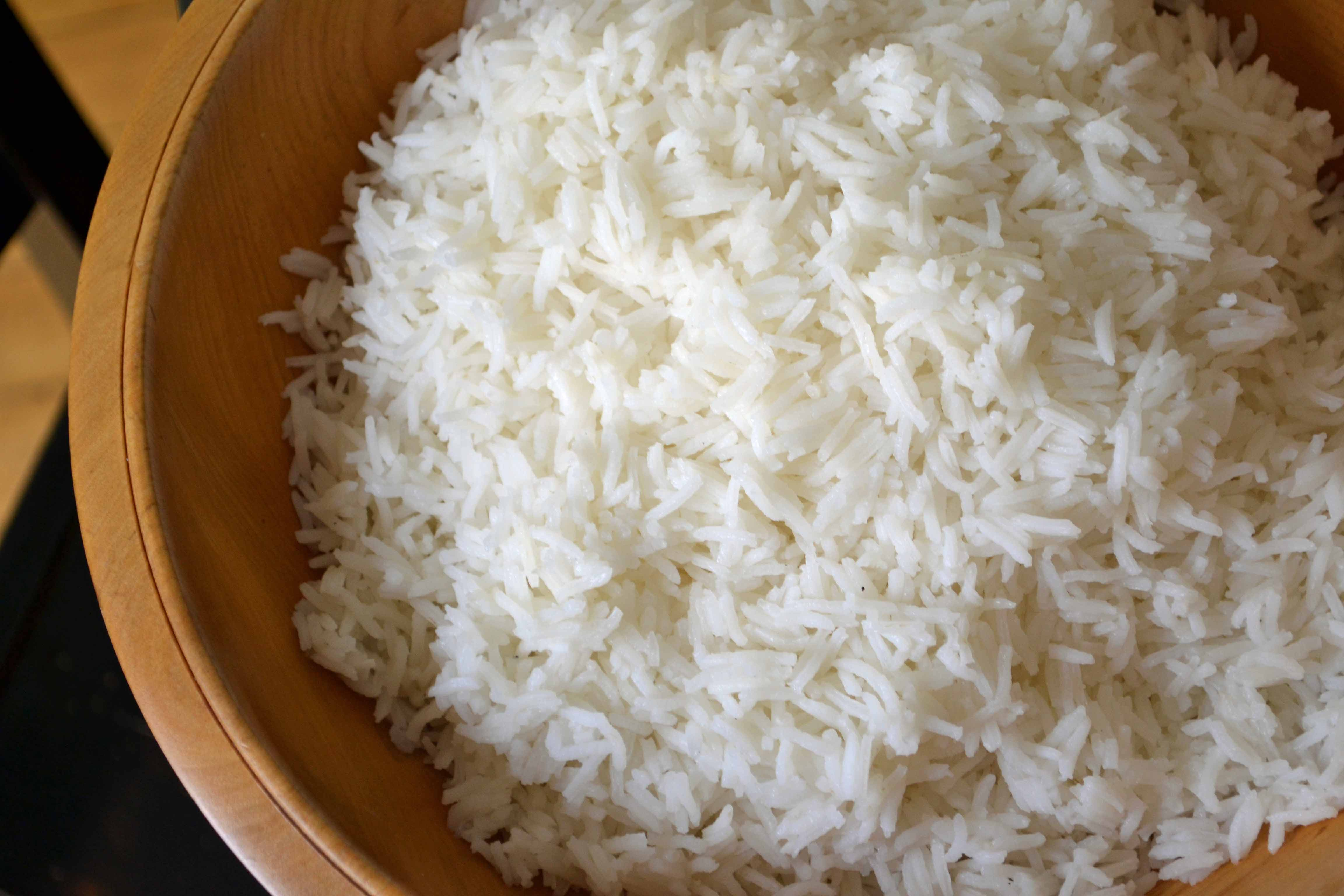 How To Make The Perfect Rice